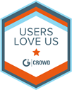 G2Crowd Users Love Us