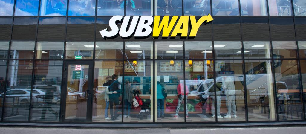 Subway - Obrazek
